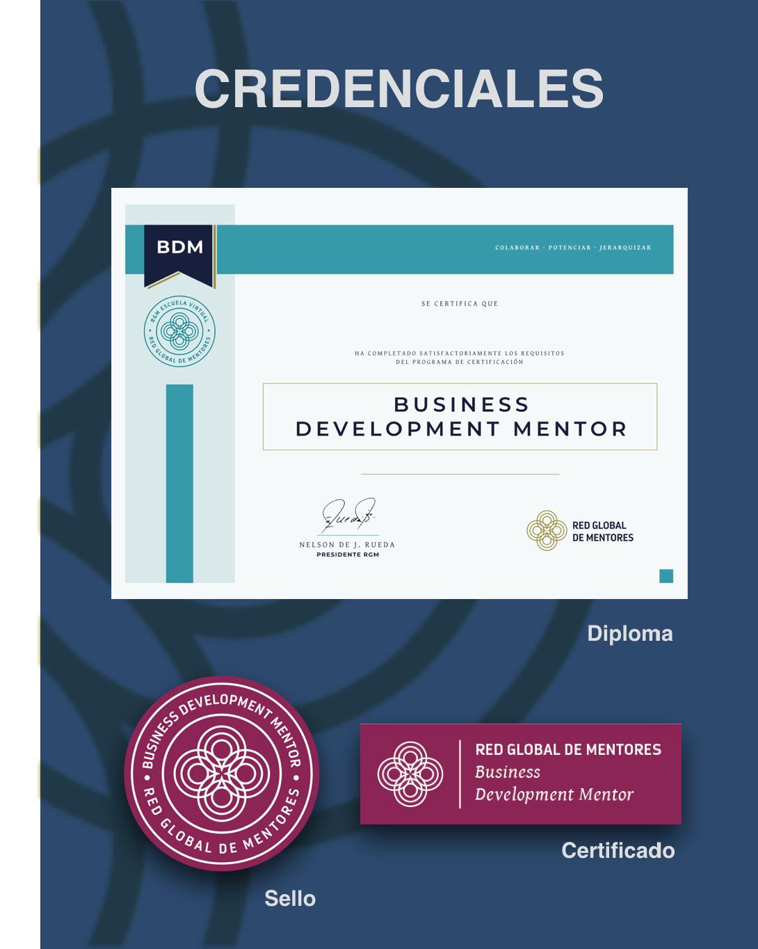 Business Development Mentor